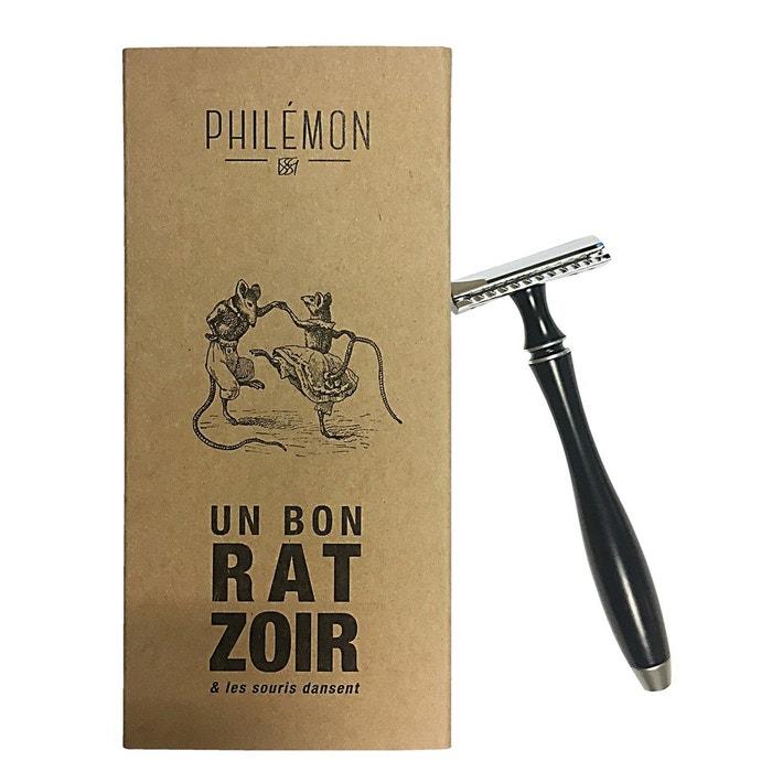 Rasoir sureté tradition barbier vintage PHILEMON