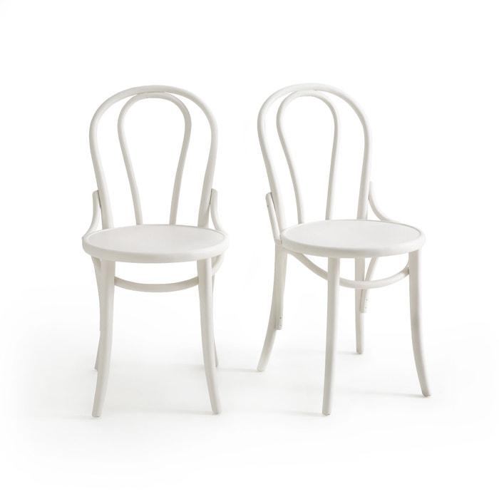 Sedia stile bistrot (conf. da 2), TROKET  La Redoute Interieurs image 0