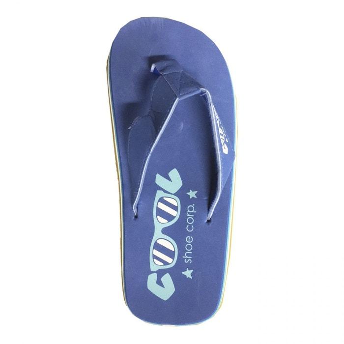 Tongs original federal bleu Cool Shoe