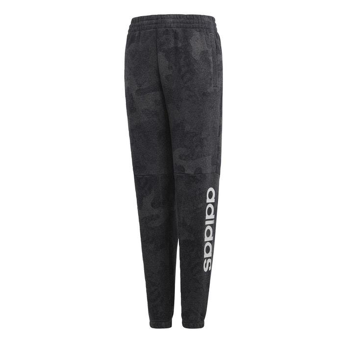 buy online 47226 3ff52 Pantalon essentials linear gris Adidas Performance   La Redoute