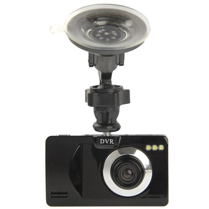 Caméra boite noire voiture grand angle 120° détection de mouvement
