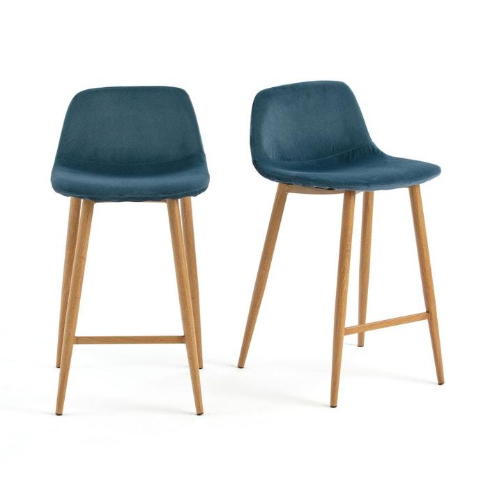 chaise haute de bar la redoute