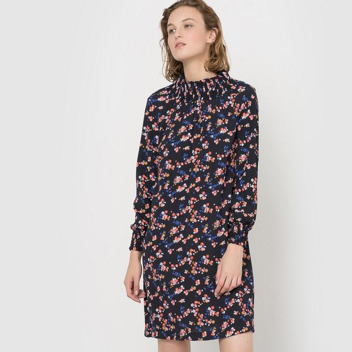 Image Kwiatowa sukienka z kryzą MADEMOISELLE R