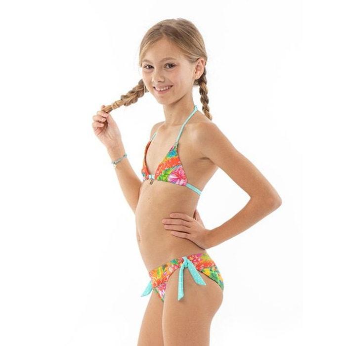 grand choix de 783f9 ebe63 Maillot de bain Enfant 2 Pièces Triangle Limonada Kiara