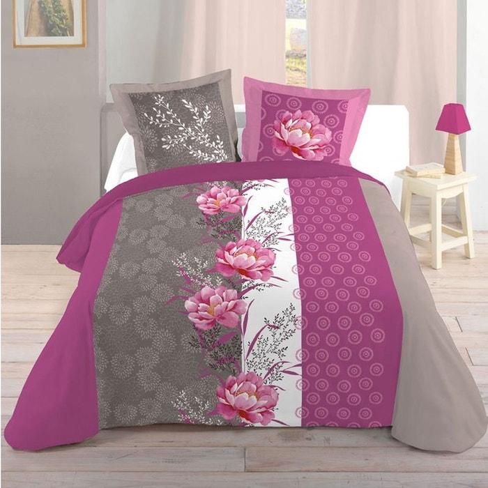parure de lit jinan 240 x 220 cm storex la redoute. Black Bedroom Furniture Sets. Home Design Ideas