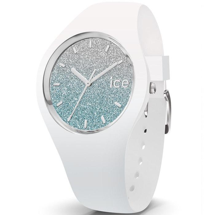 Montre en silicone blanc blanc Ice Watch | La Redoute Vente 2018 Unisexe fkI2EKej2