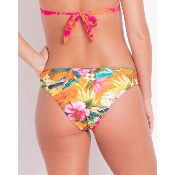 BANANA MOON Bas de bikini Multi Strap imprimé fleuri Réel En Ligne aaNQQPM