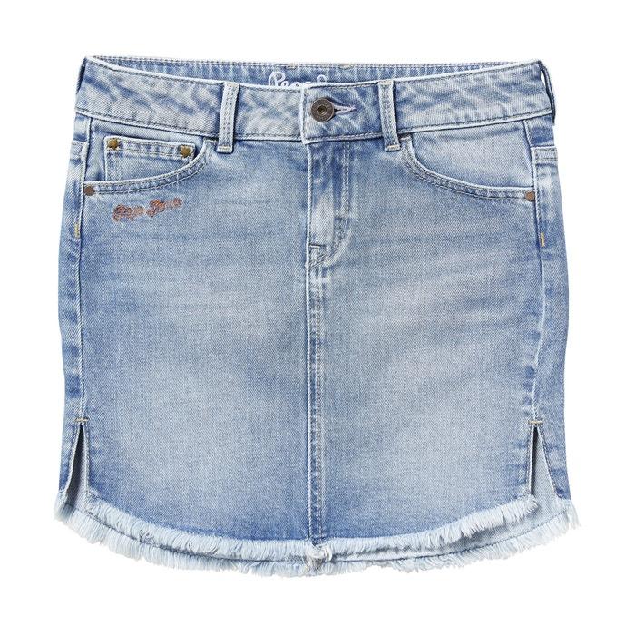 0f6d65916ca445 Rechte rok 8 - 16 jr denim Pepe Jeans