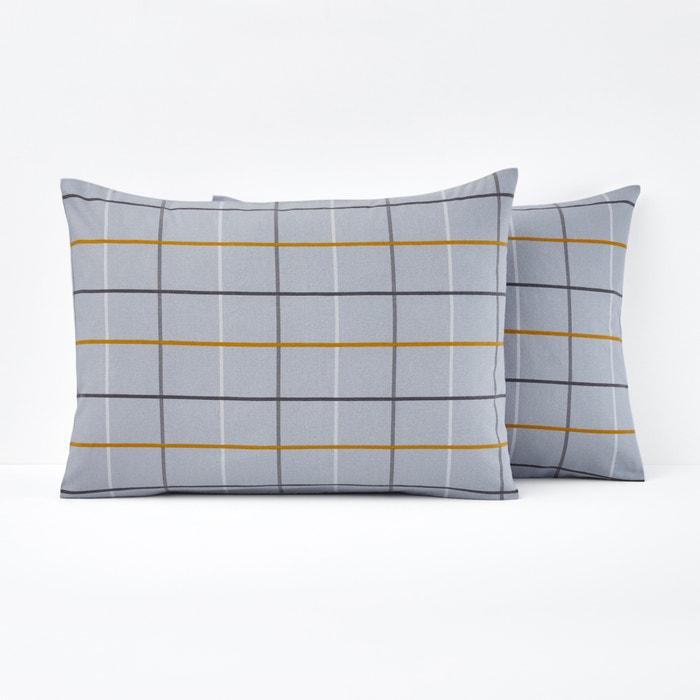 Alpi Single Printed Flannel Pillowcase  La Redoute Interieurs image 0