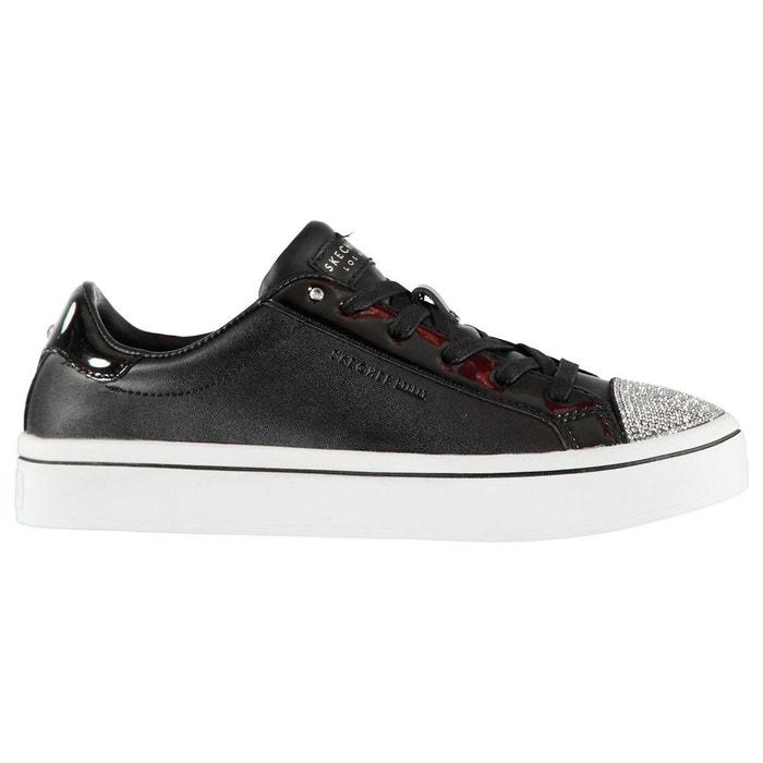Chaussures de sport en salle noir Skechers Vente Bas Prix GhncbjflU