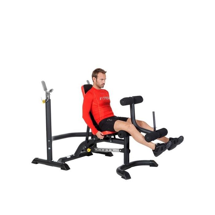 Fytter Bench Be 05r Banc De Musculation Multi Positions