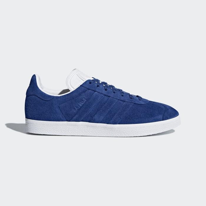 super Chaussure gazelle stitch and turn bleu Adidas Originals Magasin De Vente OFiikbcgW