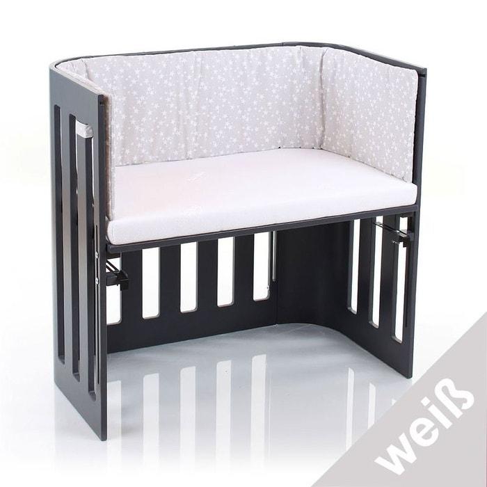 tour de lit cododo babybay trend babybay fantaisie blanc. Black Bedroom Furniture Sets. Home Design Ideas