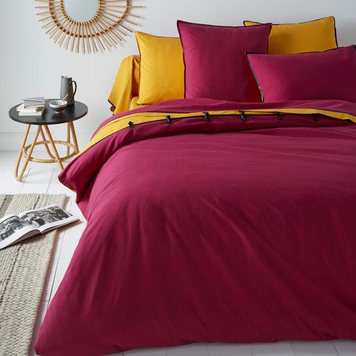 housse de couette ge sha la redoute interieurs la redoute. Black Bedroom Furniture Sets. Home Design Ideas