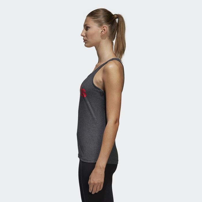 Camiseta redondo logo cuello ADIDAS de tirantes PERFORMANCE 5XRzxHn0
