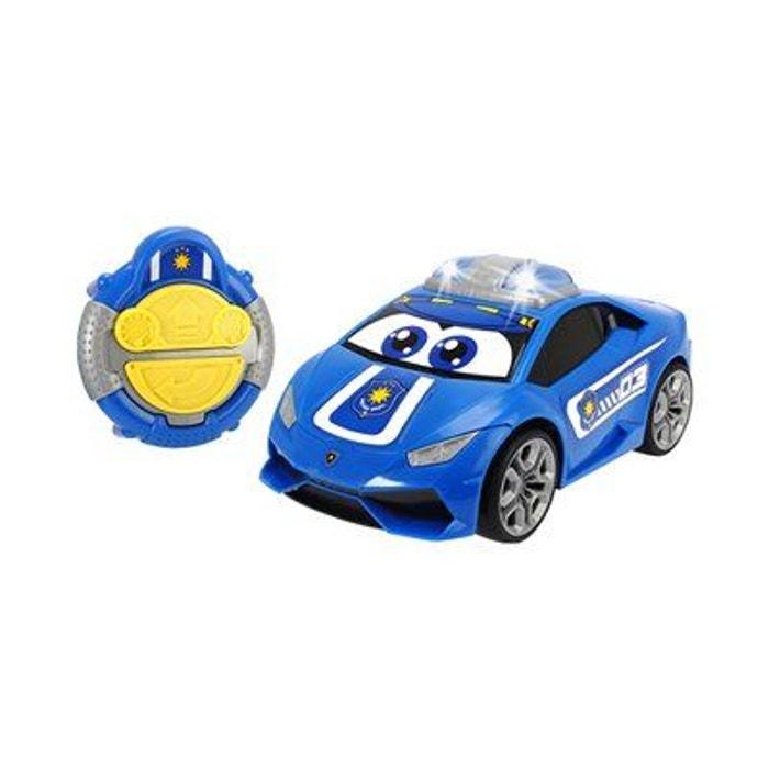 Happy Voiture Lamborghini Police Dickie Huracan Toys Téléguidée TKJlucF351