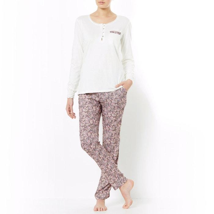 Image Pyjama femme La Redoute Collections