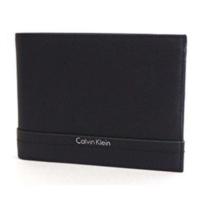 Portefeuille homme noir Calvin Klein Jeans   La Redoute 134021bffa7