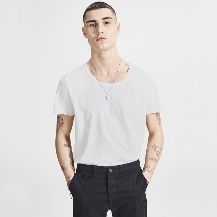 T-shirt con scollo rotondo maniche corte  JACK & JONES image 0