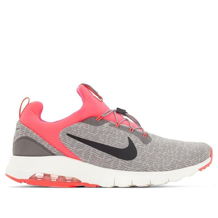 Baskets air max motion racer   noir rouge Nike   La Redoute