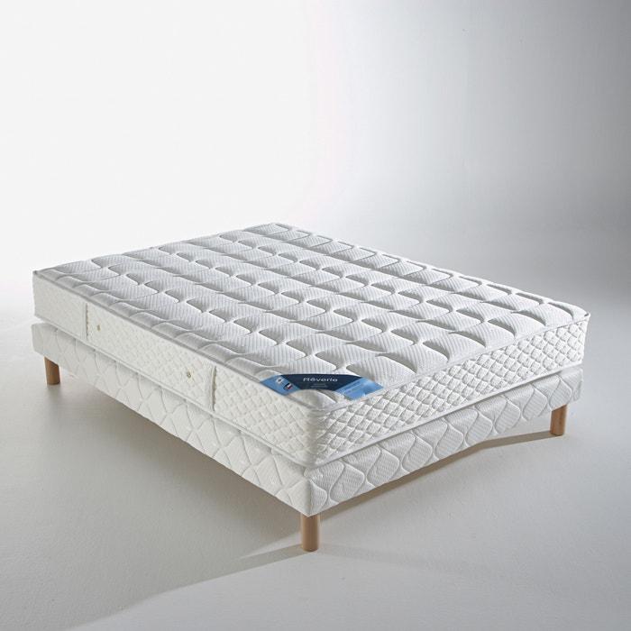 matelas ressorts ensach s grand confort ferme ind pendant. Black Bedroom Furniture Sets. Home Design Ideas