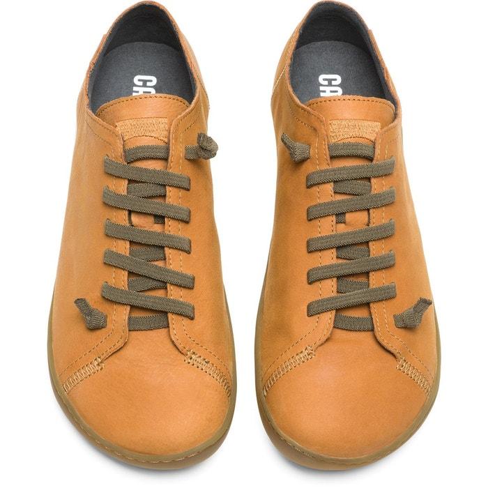 Peu 17665-154 chaussures décontractées homme marron Camper
