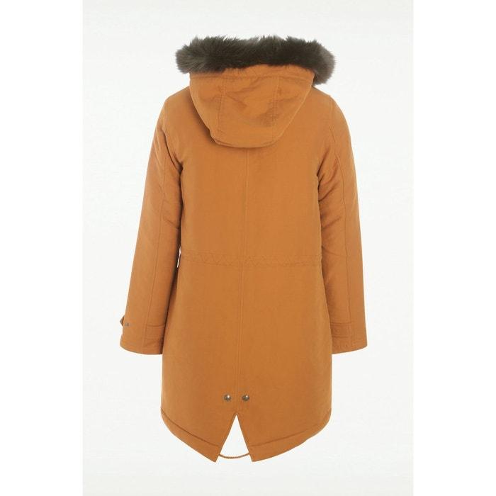 Manteau capuche femme bonobo