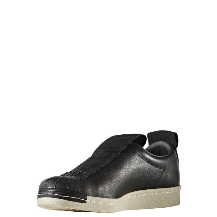 Basket adidas originals superstar bw slip-on - by9140 noir Adidas Originals  ...