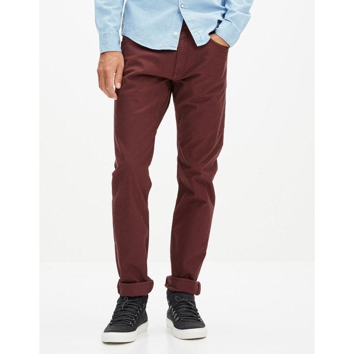 Image Pantalon droite 5 poches CELIO