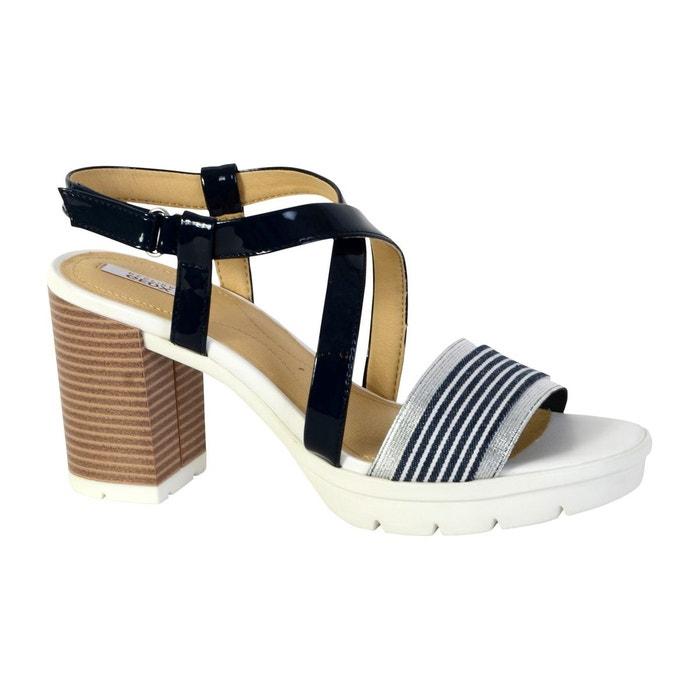 Sandale d gintare b noir Geox