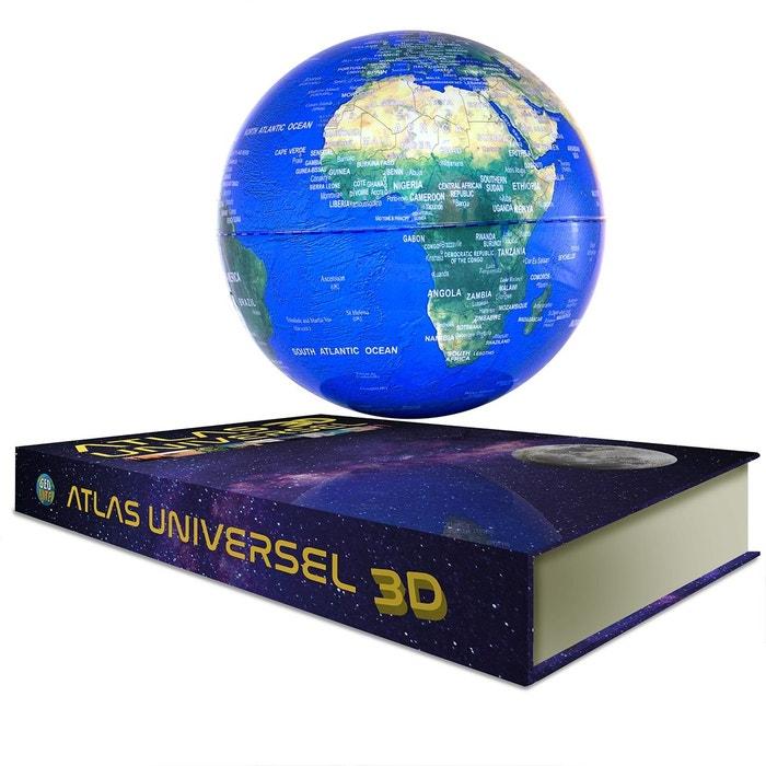 Globe lumineux GEOLITE ATLAS 3D Magnetic Land  ALTHURIA image 0