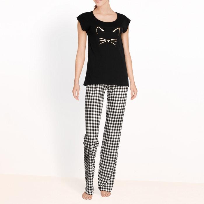 Image Pyjama imprimé La Redoute Collections