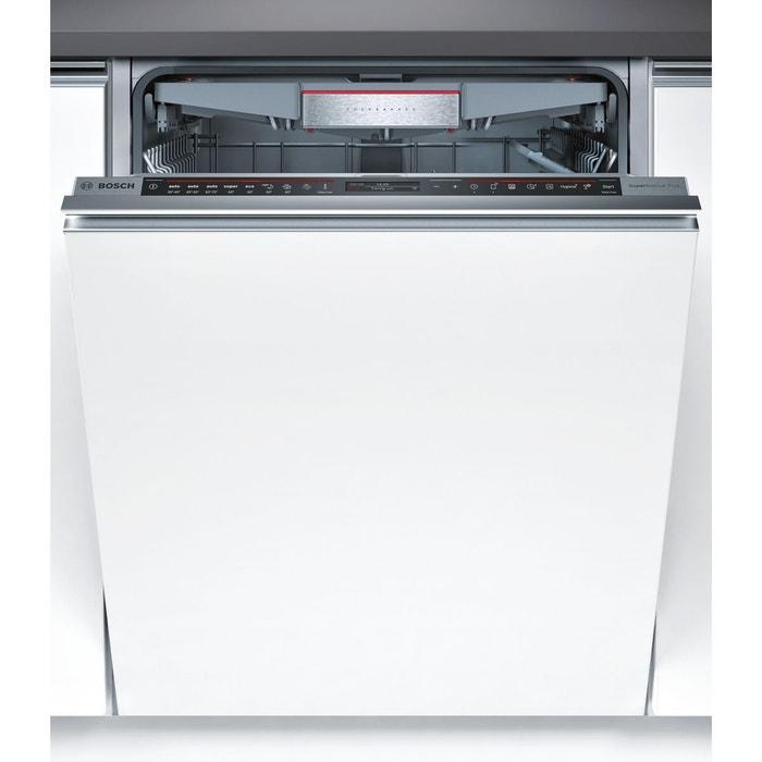 Lave vaisselle 60 cm tout int grable bosch smv88tx16e blanc bosch la redoute - La redoute lave vaisselle ...