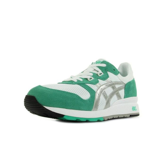 Asics GEL EPIRUS Chaussures Mode Sneakers Homme Vert Blanc