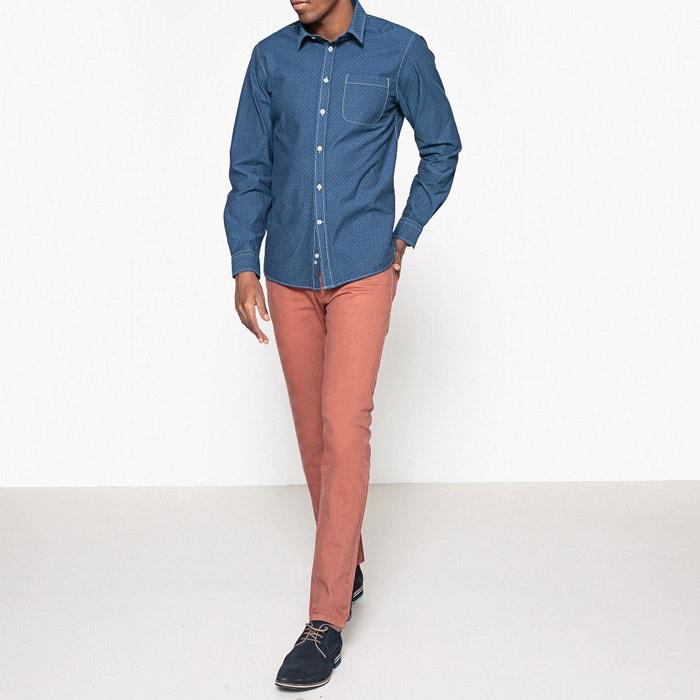 Redoute Collections estampada La slim Camisa TpxwqnPw
