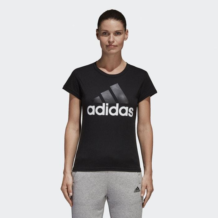 Adidas Performance La B45786 Essentials Shirt Linear Slim T Noir PZqTYfwx