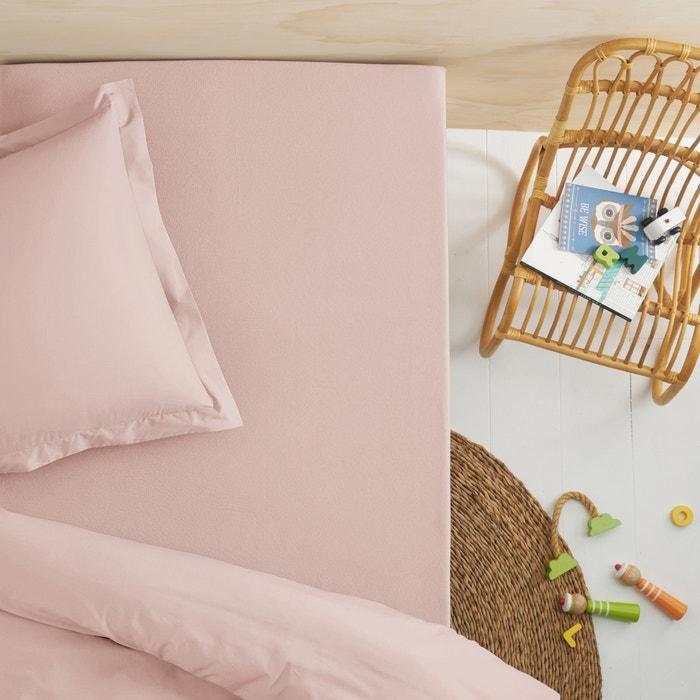 Lenzuolo con angoli jersey puro cotone bio per letto bambino  SCENARIO image 0