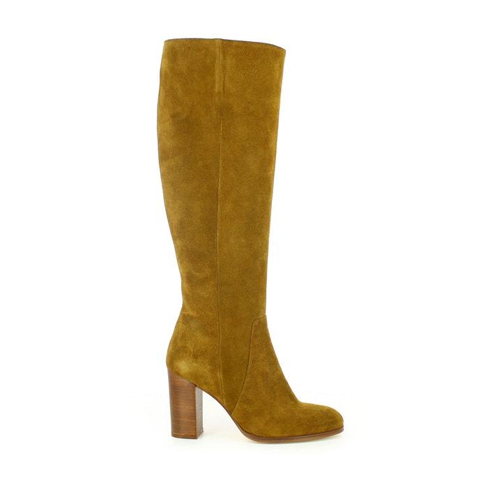 Araxi Leather Boots  JONAK image 0