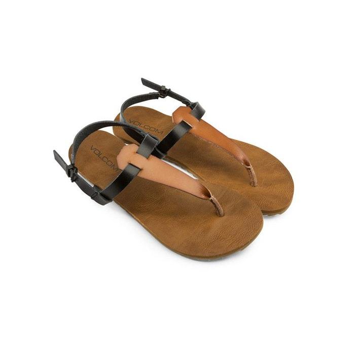 Sandales maya cognac Volcom Magasin De Destockage Pour Jeu Commercialisable Réduction Offres xUr0IpvbL0