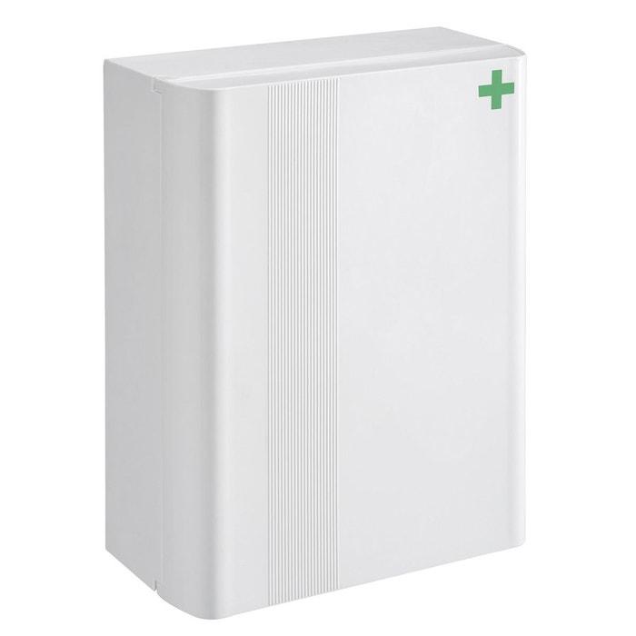 armoire de toilette doc blanc allibert la redoute. Black Bedroom Furniture Sets. Home Design Ideas
