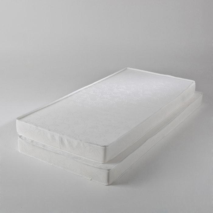 Image Matelas mousse spécial lits gigognes et superposés, haut. 12 cm REVERIE
