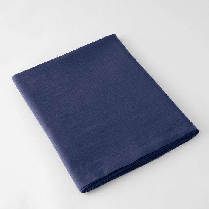 drap lin lav elina am pm en solde la redoute. Black Bedroom Furniture Sets. Home Design Ideas