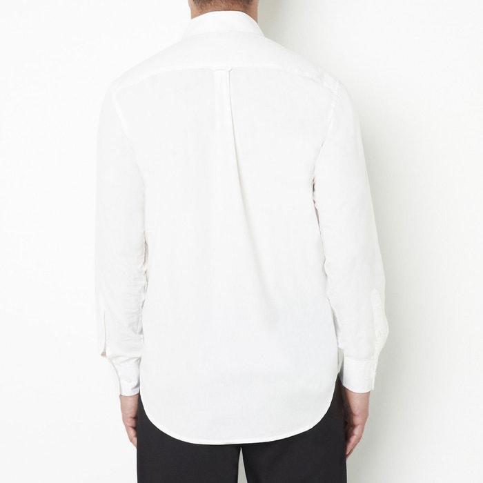 popelina 2 Camisa larga de CASTALUNA FOR estatura manga MEN 8zvEIT