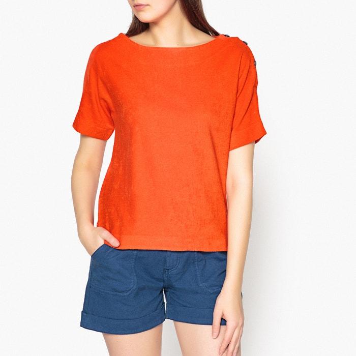 Tee shirt en coton éponge JAMIN  HARRIS WILSON image 0