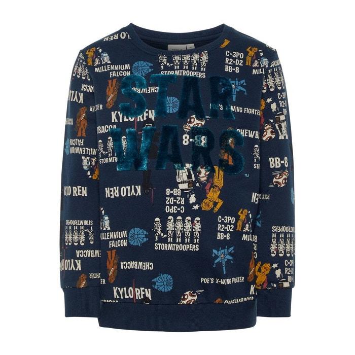 a6e6e5651ade1 Sweat-shirt star wars Name It | La Redoute