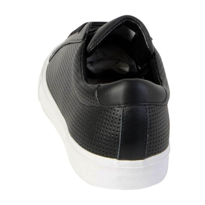 Chaussure chop black noir Jim Rickey
