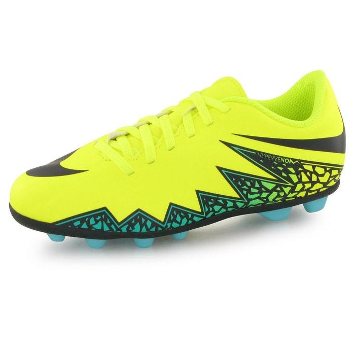 super popular 81eaf 7eacd Chaussures hypervenom phade ii fg jaune Nike   La Redoute