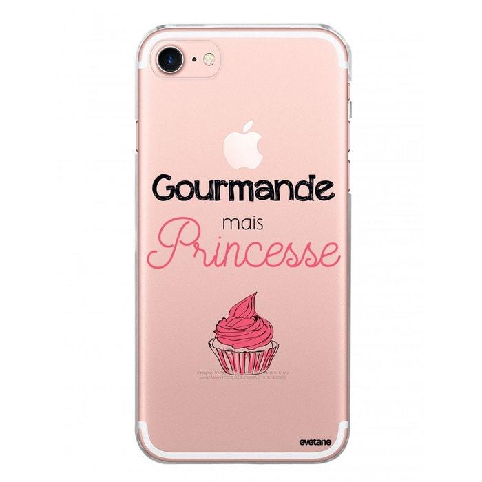 coque iphone 7 princesse mais