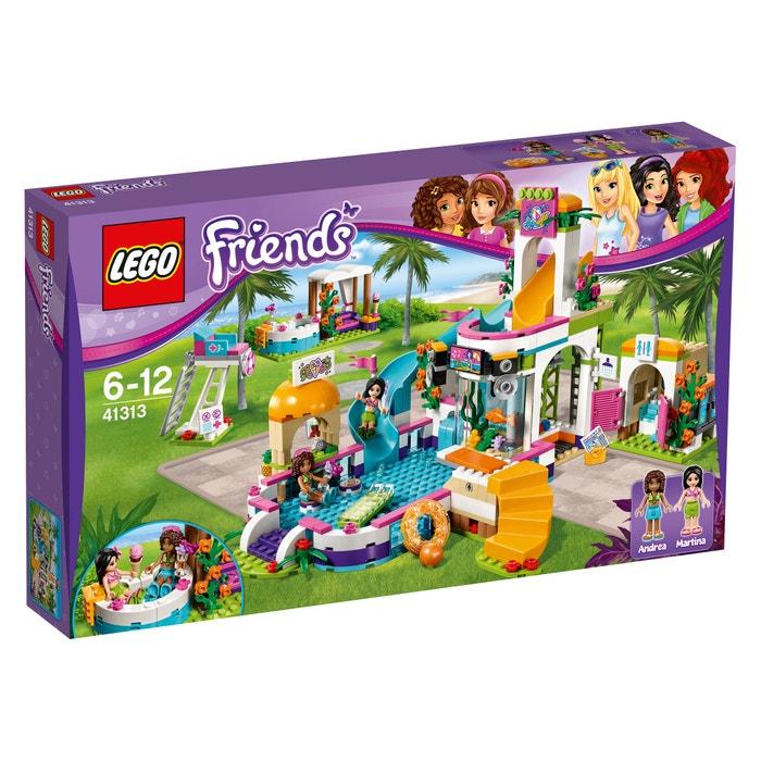 Piscina de verano de Heartlake 41313  LEGO FRIENDS image 0