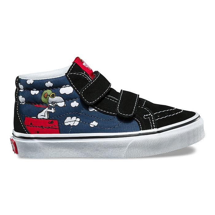 afbeelding Hoge sneakers met klittenband Snoopy  UY SK8-Mid Reiss VANS